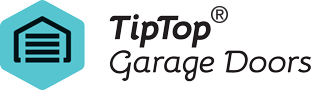 Tip Top Garage Doors Charlotte Logo