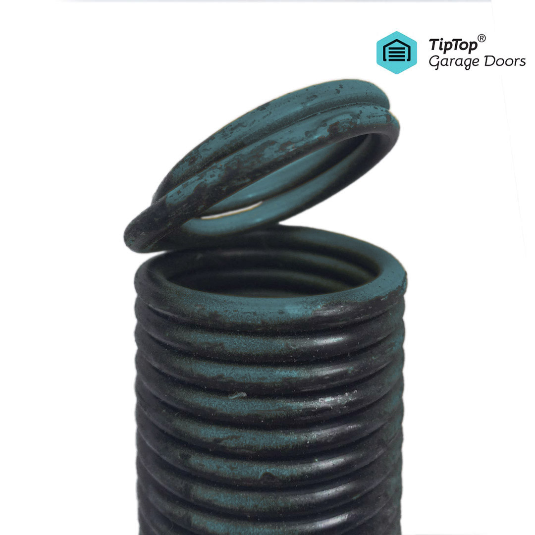 8119- 190 Light Blue Double 8' Extension Spring