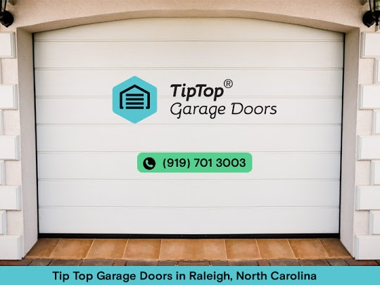 Tip Top Garage Doors Repair  - Raleigh NC