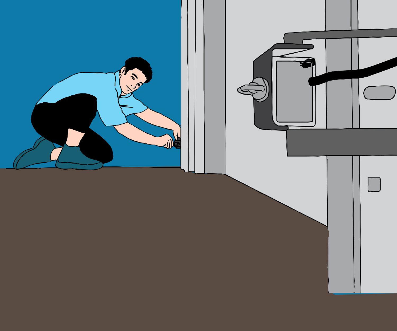 How to tell if Garage Door Sensor is bad - Tip Top Garage Doors
