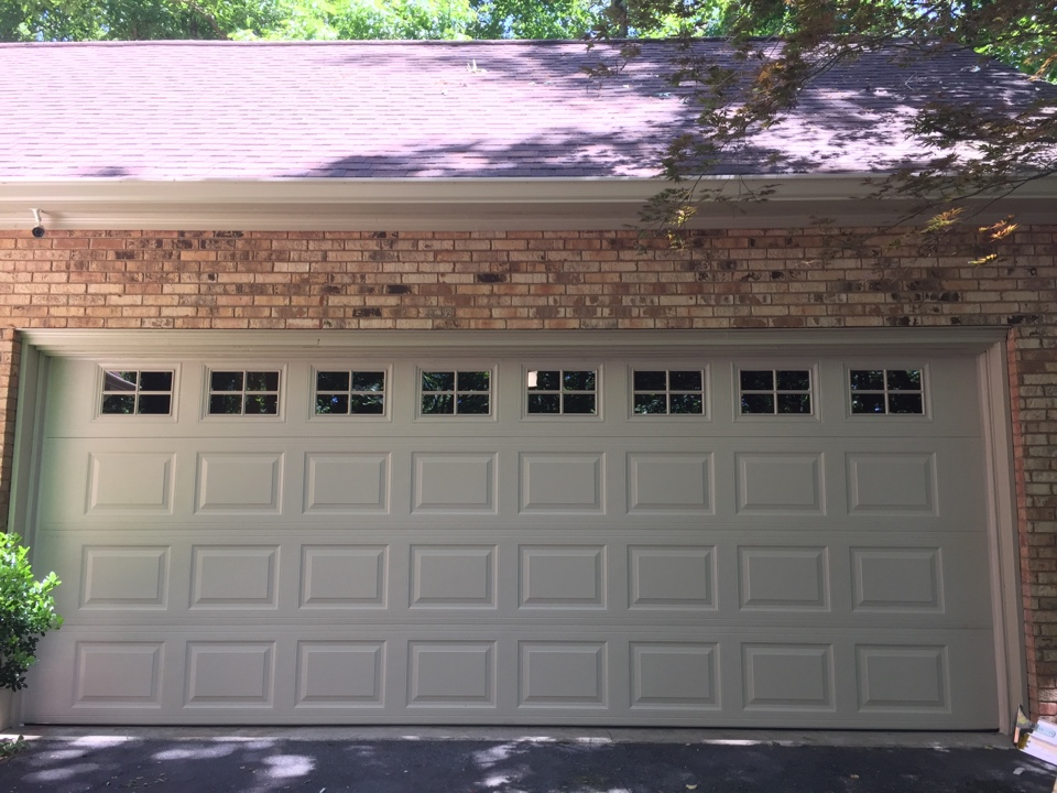 Garage Door Insatallation Huntersville