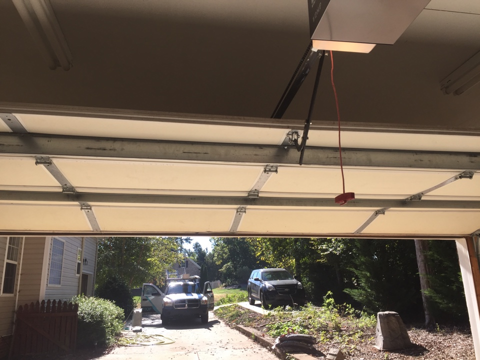 Garage Door Repair Charlotte