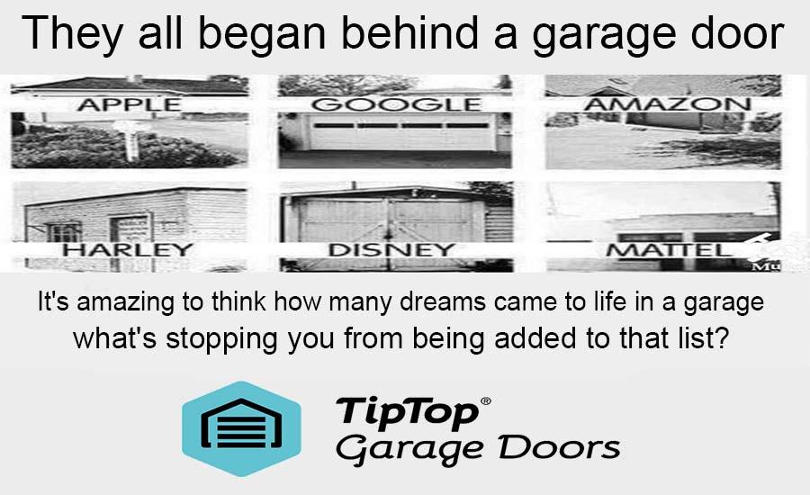 Garage Doors History