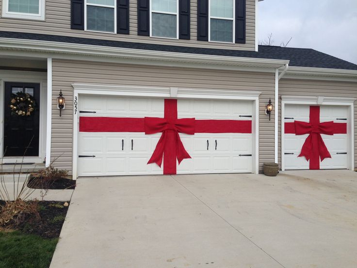Get a new garage door