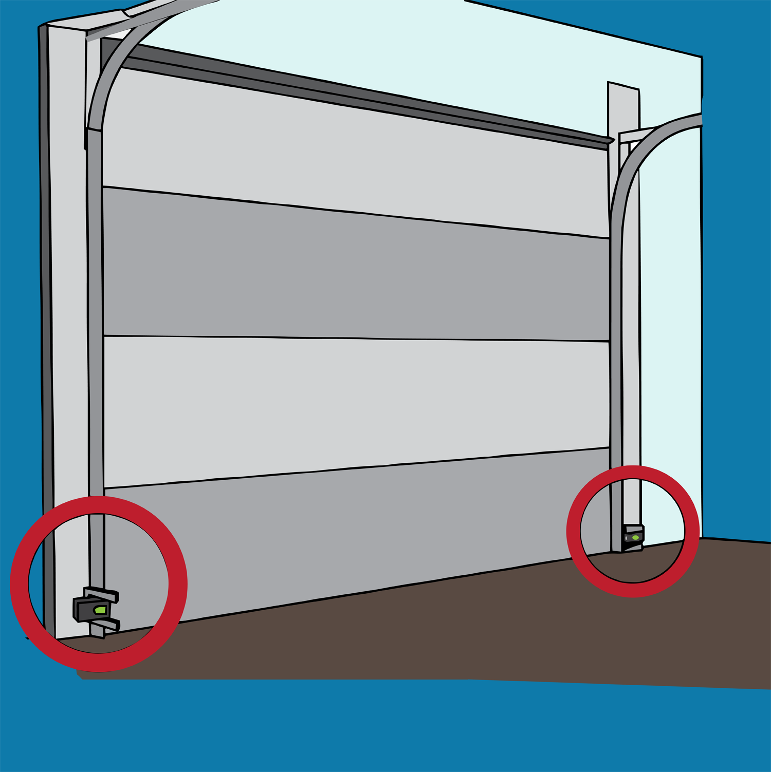 How To Tell If Garage Door Sensor Is Bad Tip Top Garage