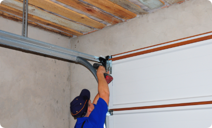 Garage Door Repair in Charlotte NC